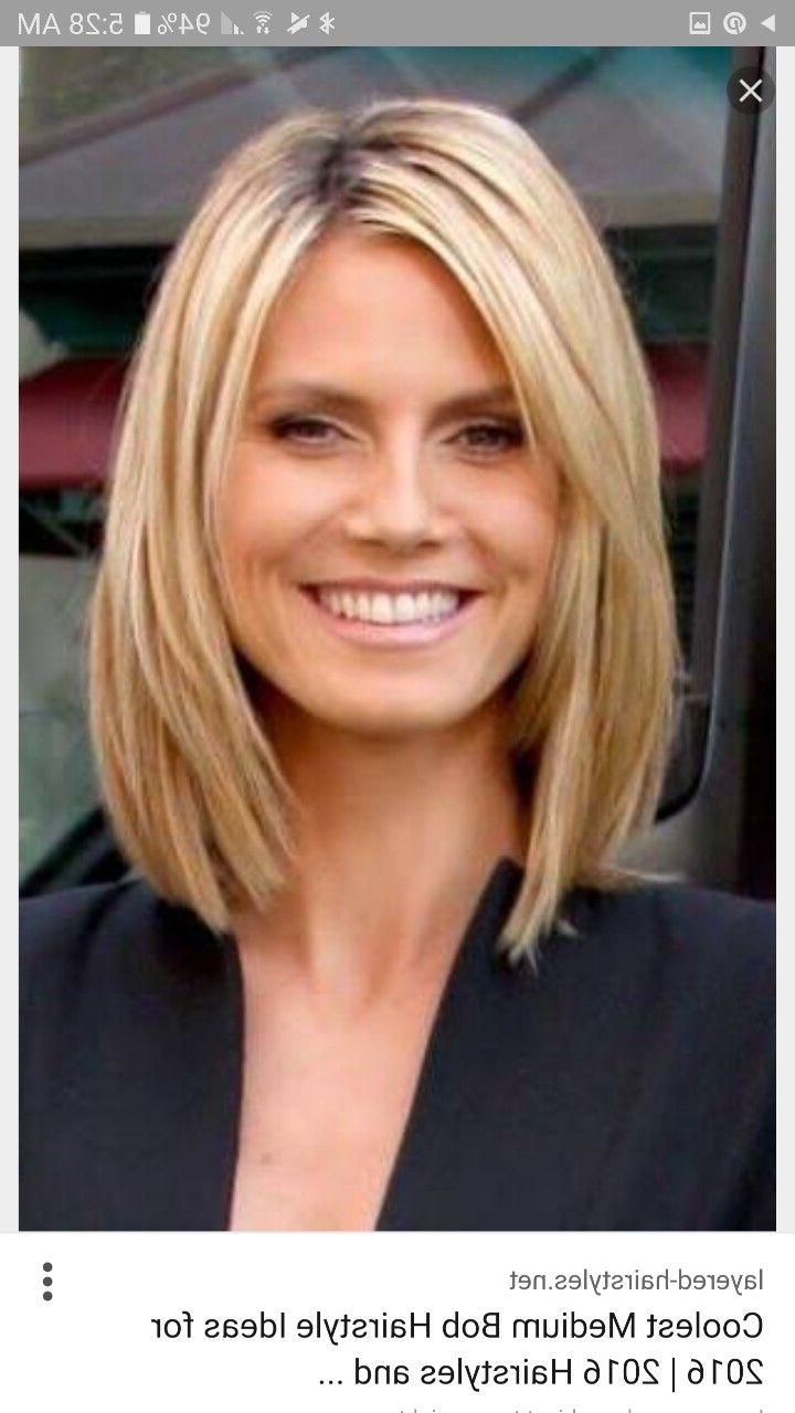 Featured Photo of Medium Hairstyles