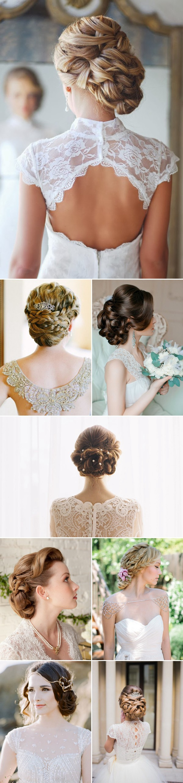 100+ Romantic Long Wedding Hairstyles 2019 – Curls, Half Up, Updos For 2017 Romantic Bridal Hairstyles For Natural Hair (View 1 of 20)