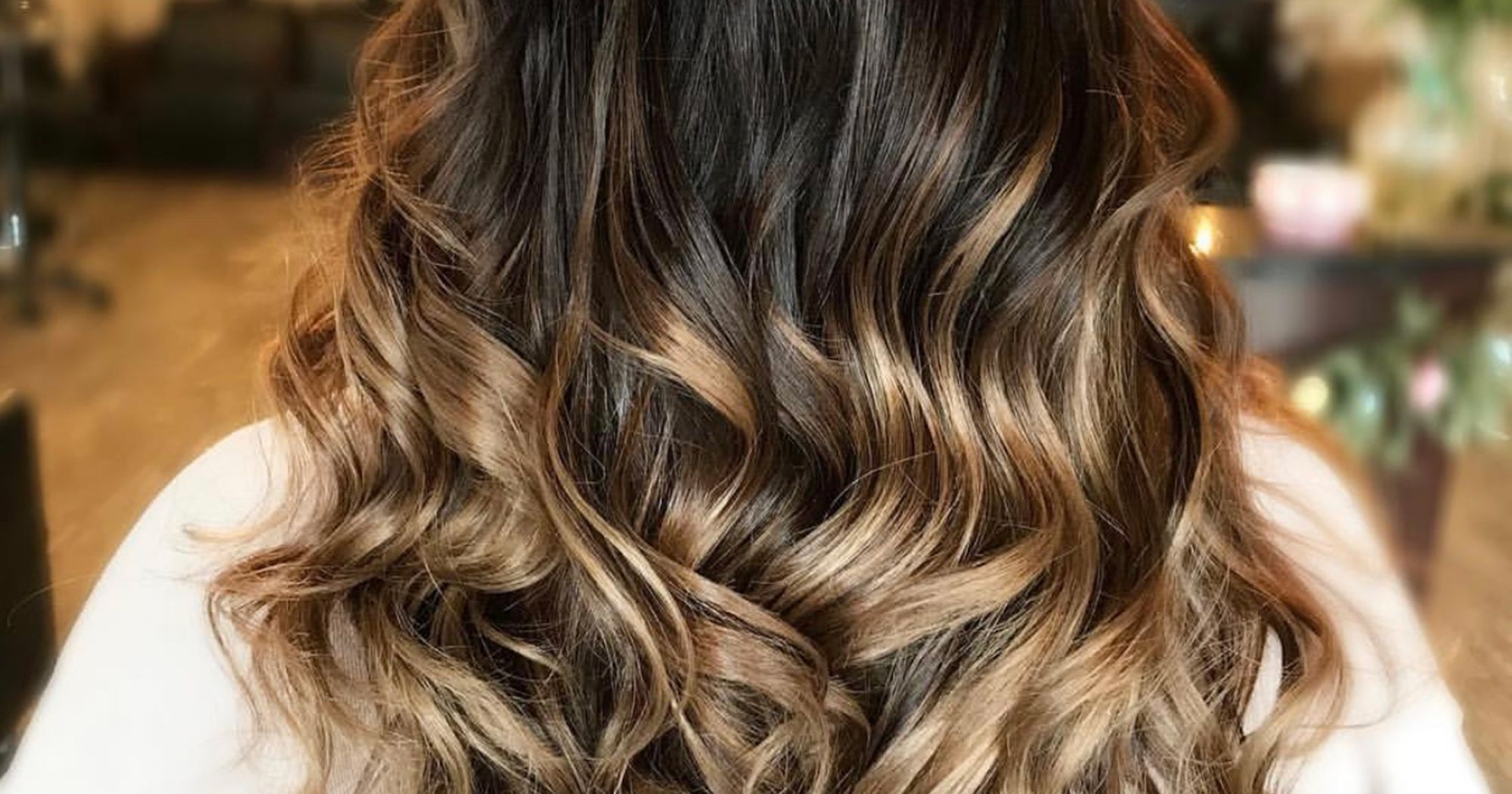2017 Half Up Curly Hairstyles With Highlights Within Hair Highlights – Tips, Tricks, Diy (View 14 of 20)