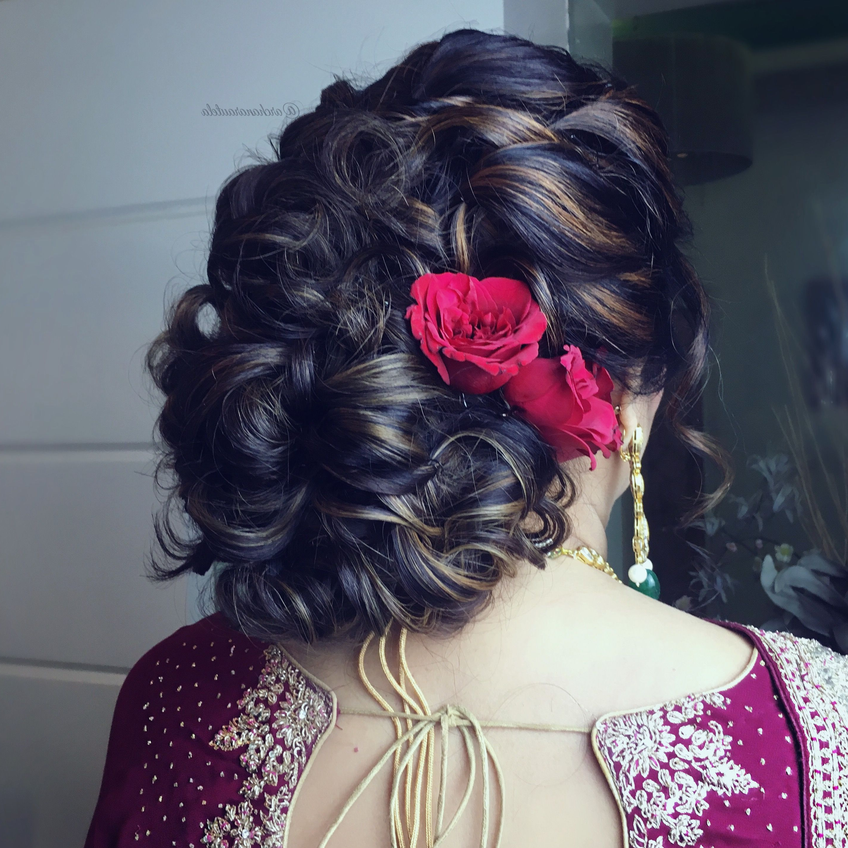 2017 Voluminous Chignon Wedding Hairstyles With Twists Intended For Twist And Turns Lower Bun 💁🏽❤ 💅🏼🤳🏼voluminous 💃🏼all U Need (View 5 of 20)