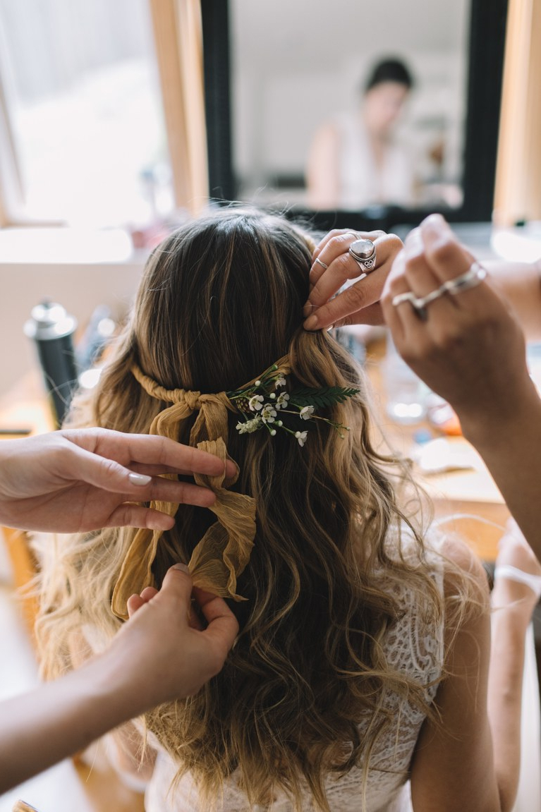 2017 Wild Waves Bridal Hairstyles With 51 Romantic Wedding Hairstyles (View 1 of 20)