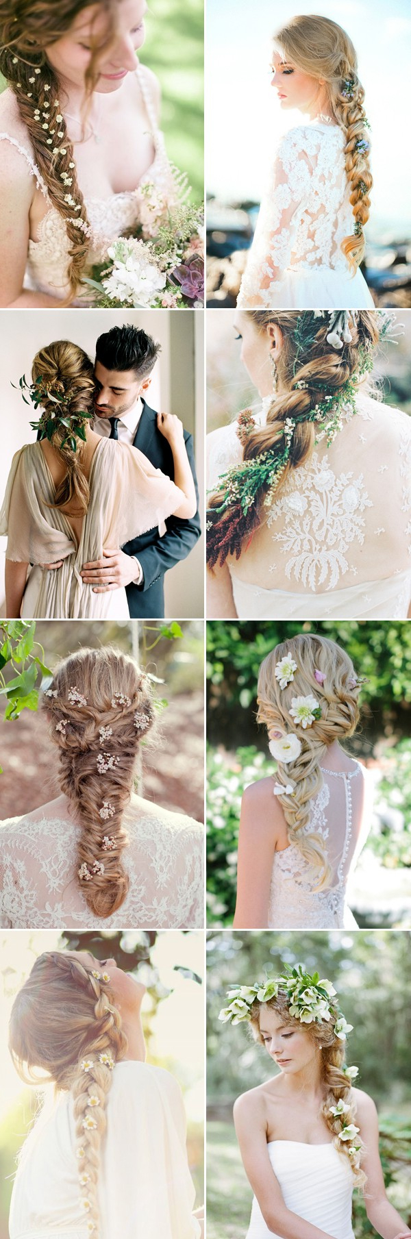 Featured Photo of Mermaid Inspired Hairstyles For Wedding