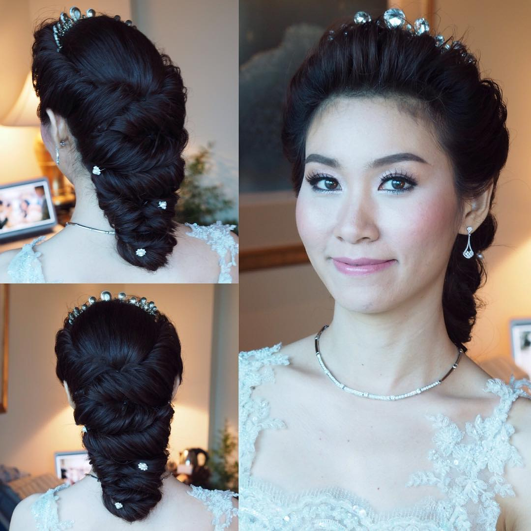 28+ Black Wedding Hairstyle Designs, Ideas (View 15 of 20)