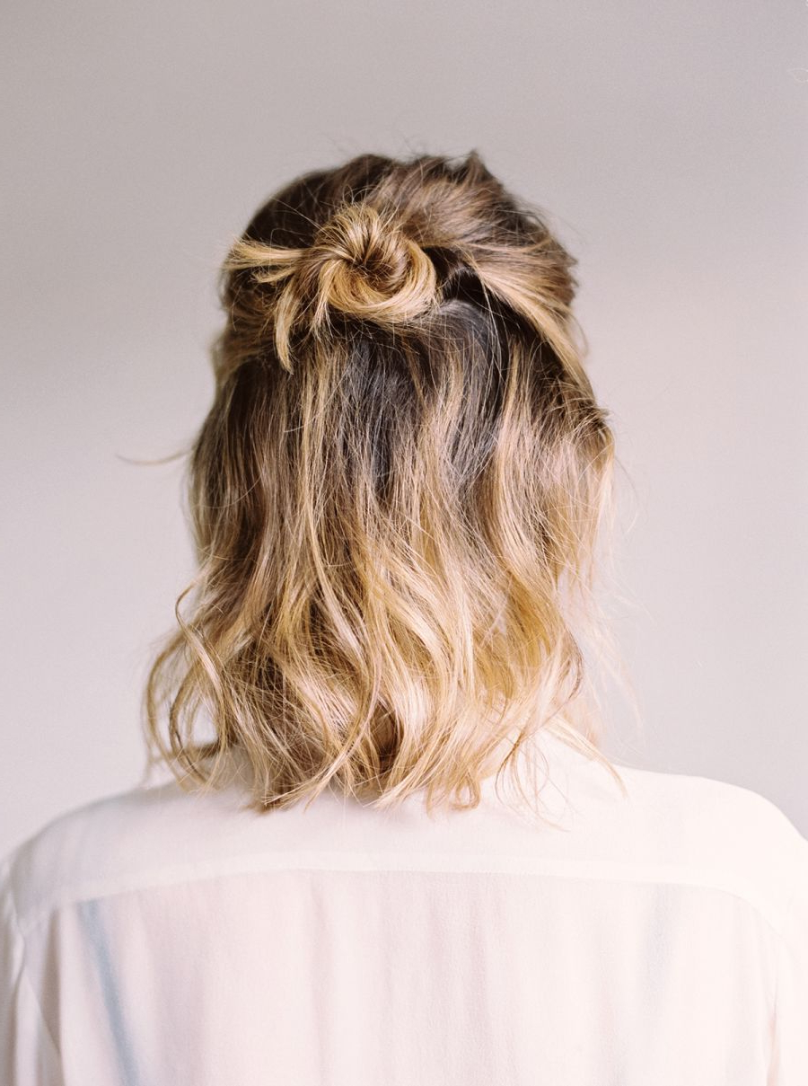 3 Easy Ways To Style A Lob (Gallery 2 of 20)