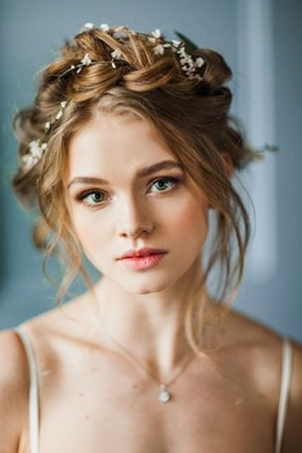38 Beautiful Crown Braid Hairstyles Ideas With Regard To Most Recently Released Highlighted Braided Crown Bridal Hairstyles (View 3 of 20)