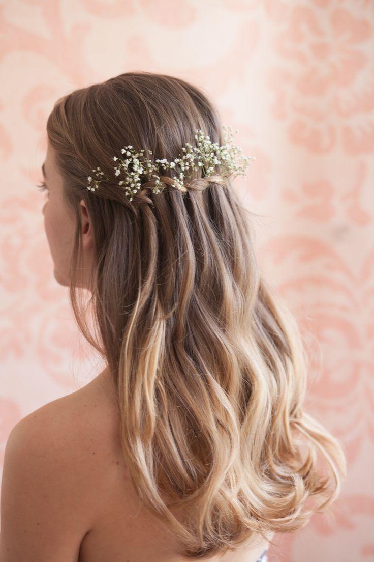 38 Classy Wedding Hairstyles With Braids – Wohh Wedding Inside Most Popular French Twist Wedding Updos With Babys Breath (Gallery 17 of 20)