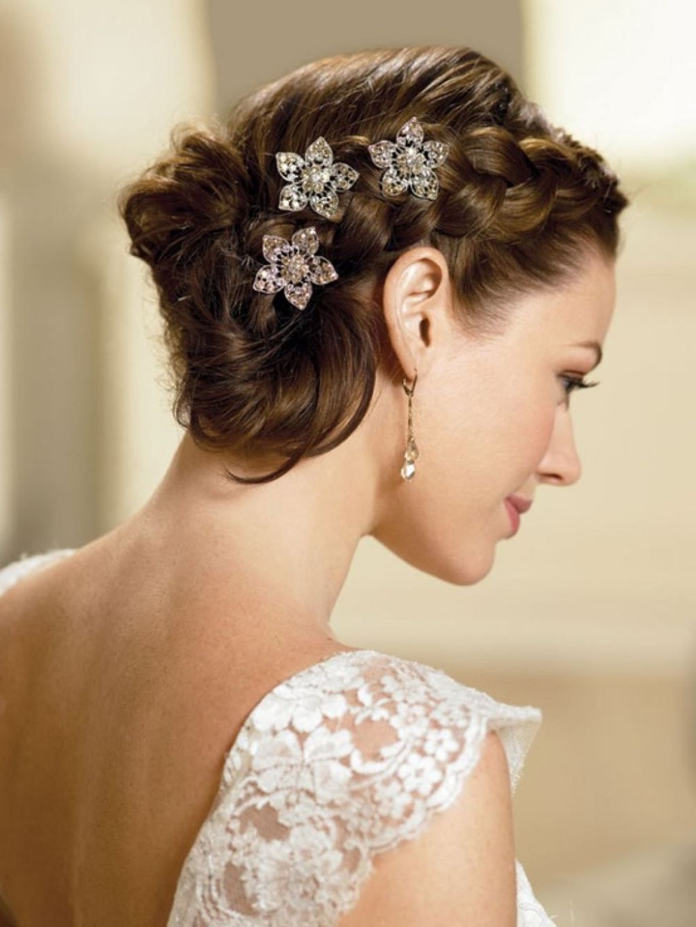 40 Chic Wedding Hair Updos For Elegant Brides (Gallery 16 of 20)