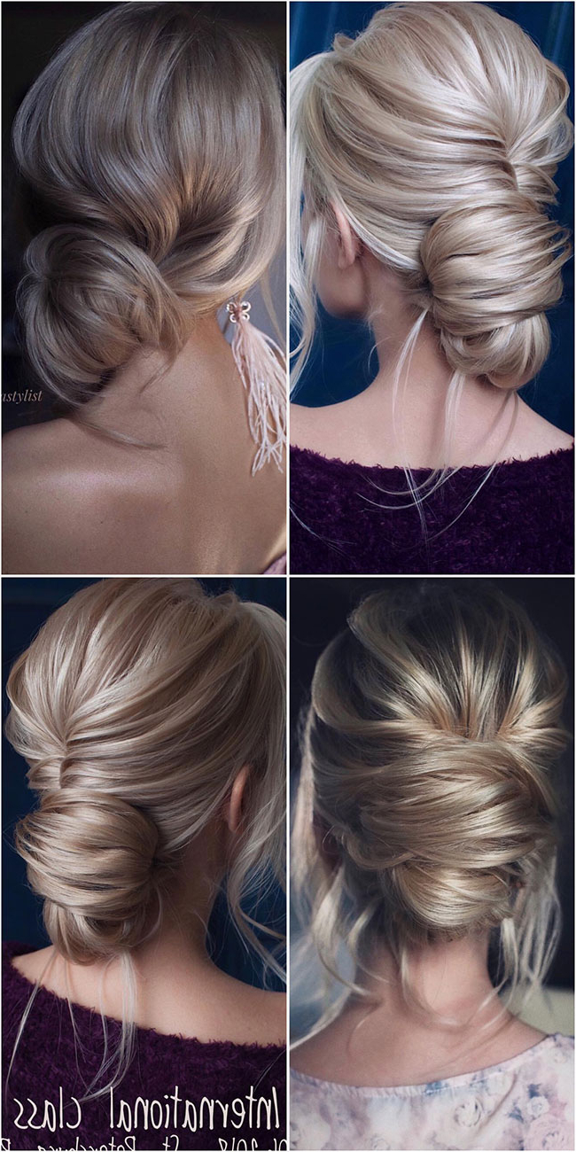 60+ Best Wedding Hairstyles From Tonyastylist For The Modern Bride Intended For Trendy Modern Updo Hairstyles For Wedding (View 7 of 20)