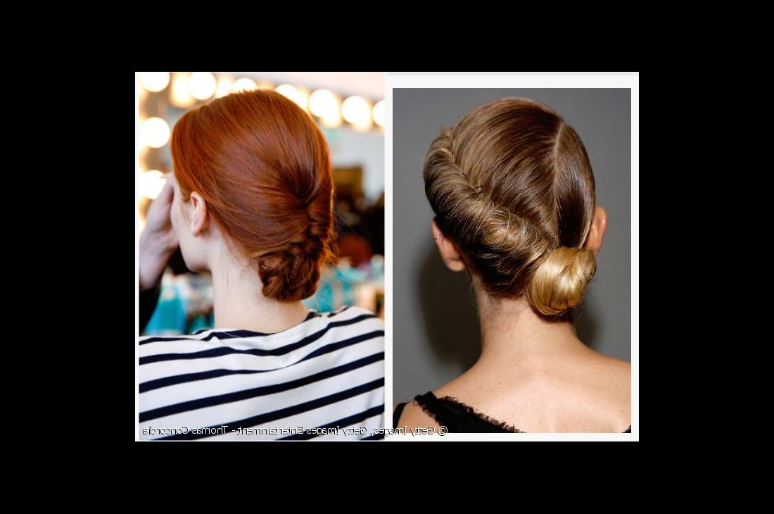 A Braided Low Bun Or A Twisted Low Bun? Wedding Hair Dilemmas With Regard To Trendy Twisted Low Bun Hairstyles For Wedding (View 3 of 20)