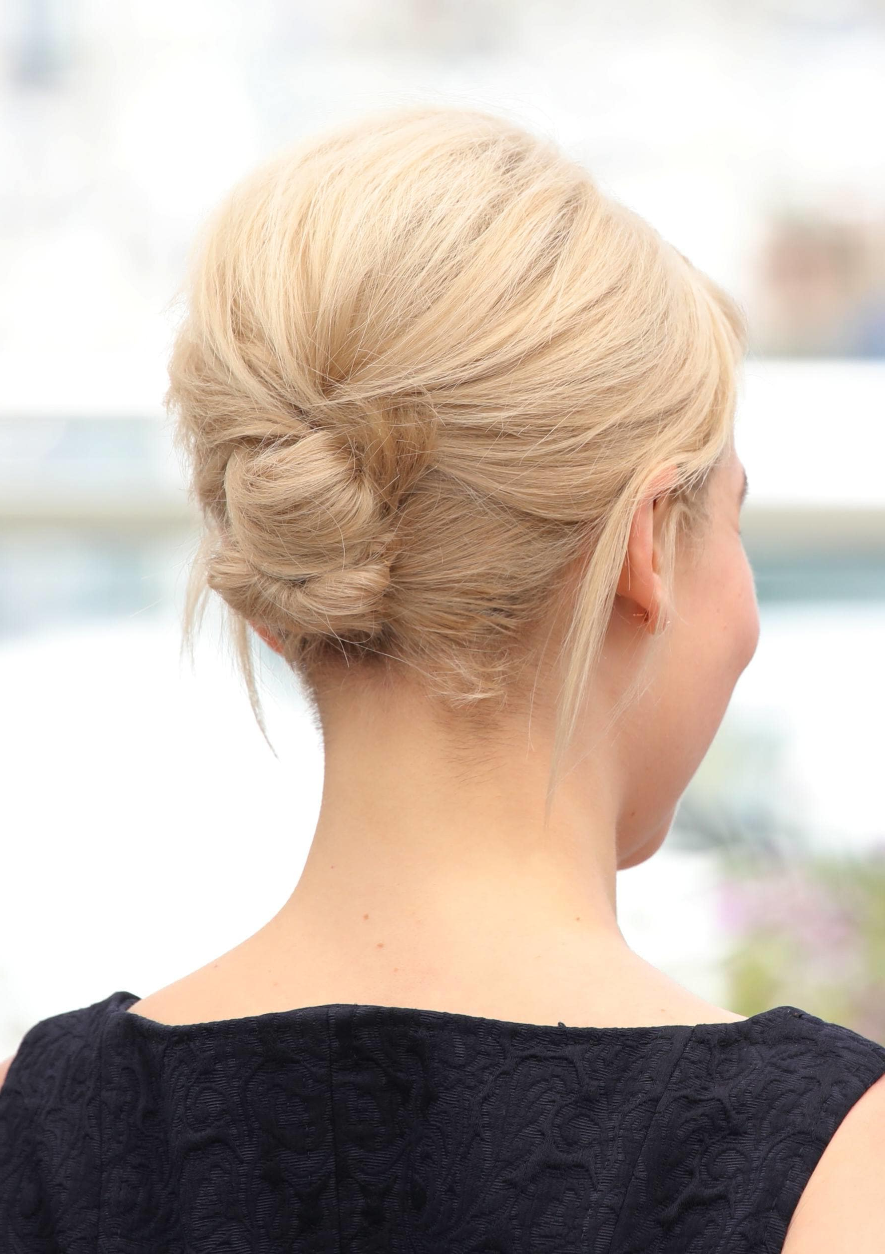 All Things Hair Uk For Preferred Sleek Low Bun Rosy Outlook Wedding Updos (View 14 of 20)