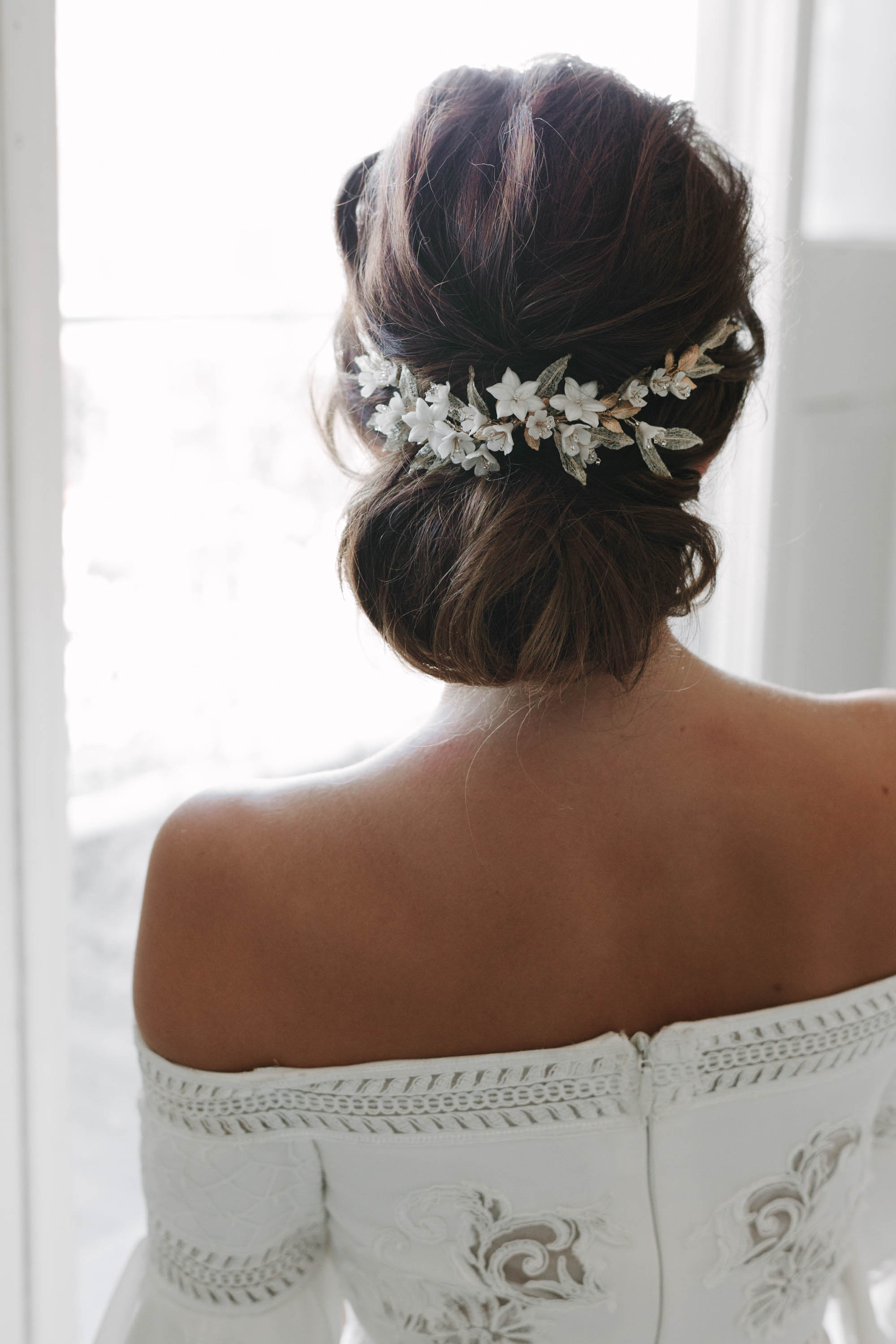 Bespoke Wedding For Popular Soft Wedding Updos With Headband (View 4 of 20)