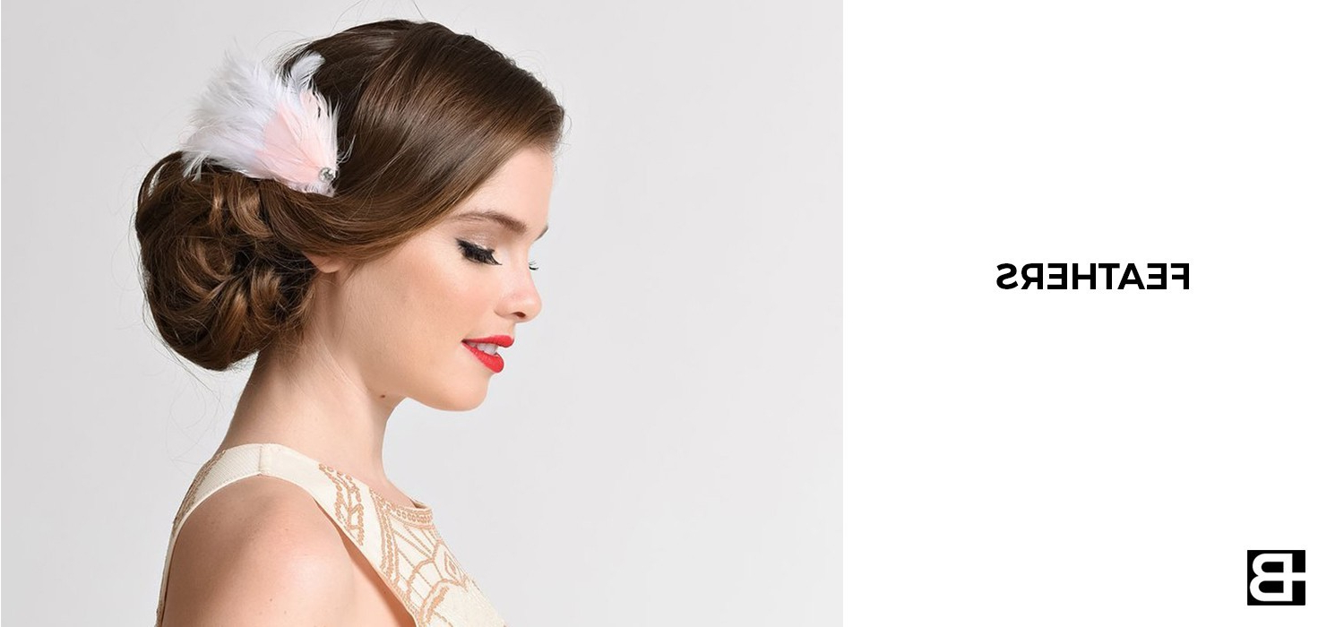 Best And Newest Retro Wedding Hair Updos With Small Bouffant Inside 22 Vintage Wedding Hairstyles For Your Classy Fairytale Wedding (View 2 of 20)