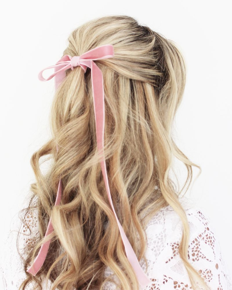 Bow Hairstyle (View 16 of 20)