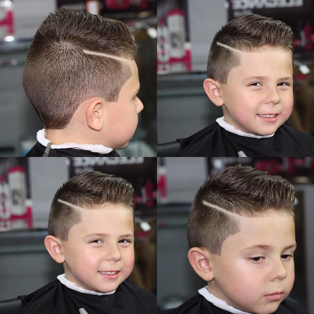 Boy Hair Cuts In (View 4 of 20)