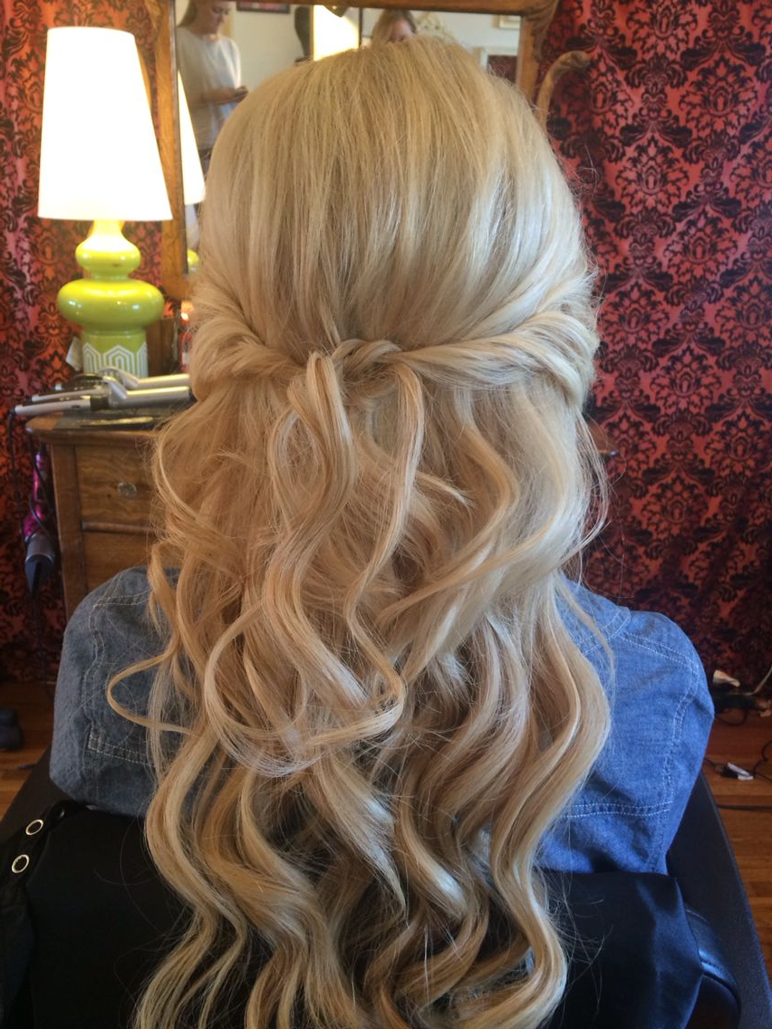 Bridal Hairsherri Jessee (View 8 of 20)