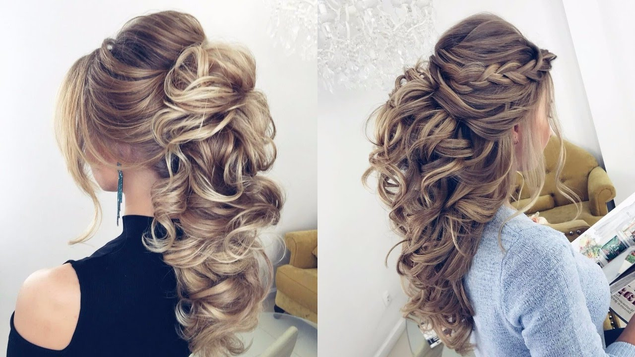 Bridal Hairstyles For Balayage Ombre Hair (View 3 of 20)