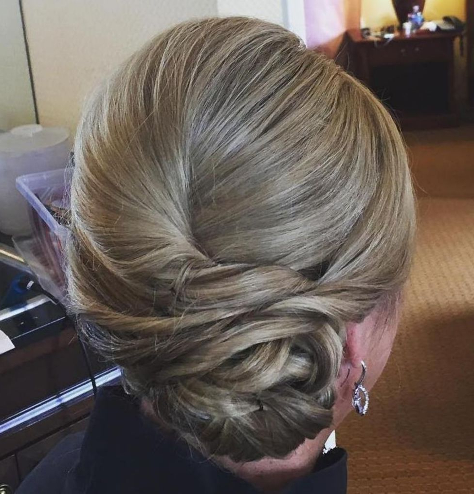 Bride With Regard To Most Popular Blonde And Bubbly Hairstyles For Wedding (View 9 of 20)