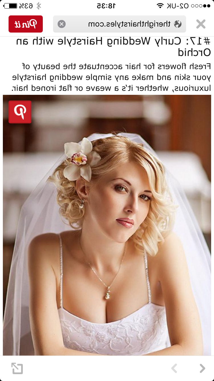 Coiffure Mariage, Coiffure (View 4 of 20)