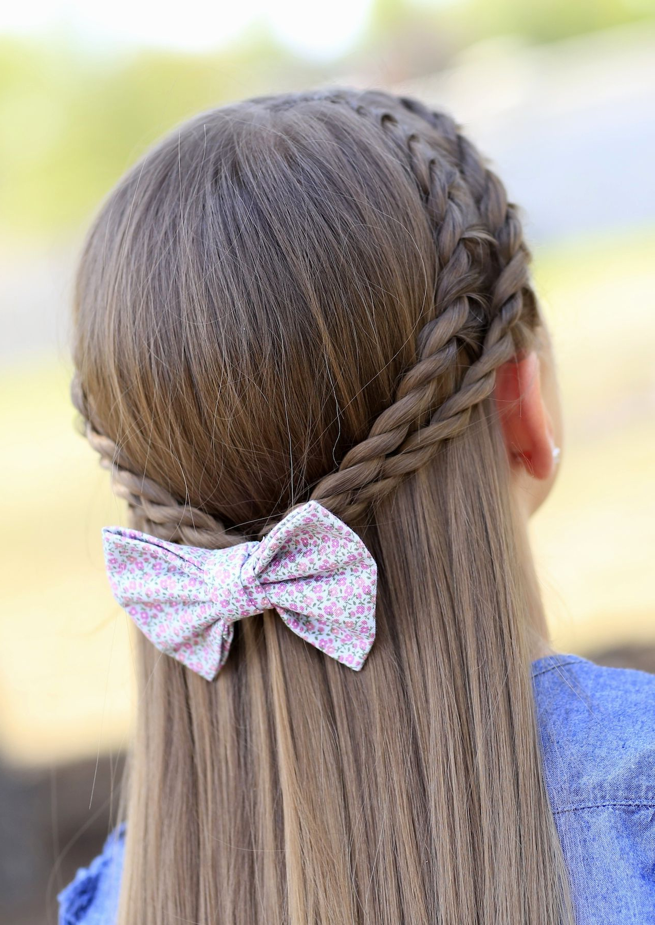 Cute Wedding Hairstyles For Kids (View 6 of 20)