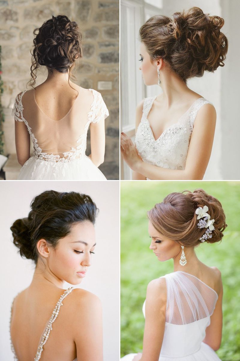 Dazzling In A Natural Way! 16 Irresistible Tender Feminine Wedding Intended For Best And Newest Tender Bridal Hairstyles With A Veil (View 3 of 20)
