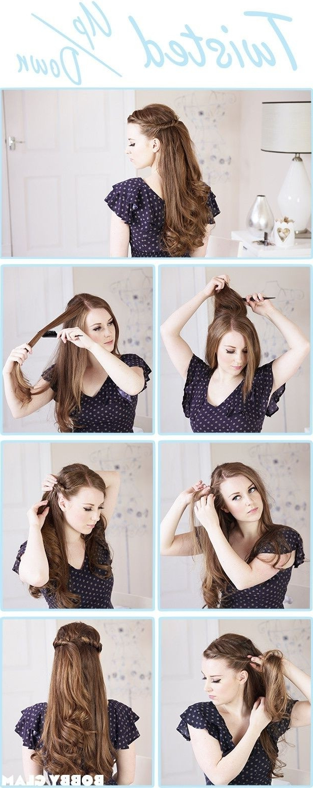 Famous Low Messy Bun Wedding Hairstyles For Fine Hair Inside 12 Hottest Wedding Hairstyles Tutorials For Brides And Bridesmaids (View 13 of 20)