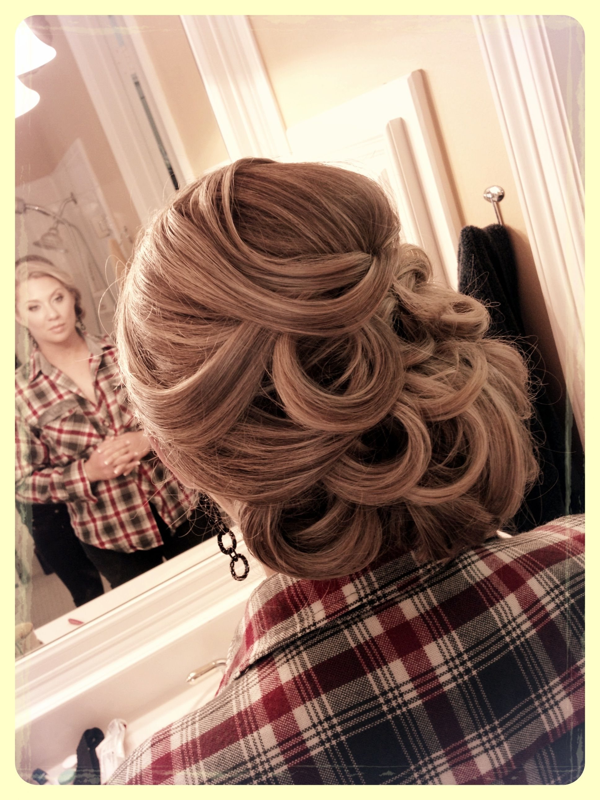 Famous Retro Glam Wedding Hairstyles With Beckham Best Hairstyle (Gallery 19 of 20)