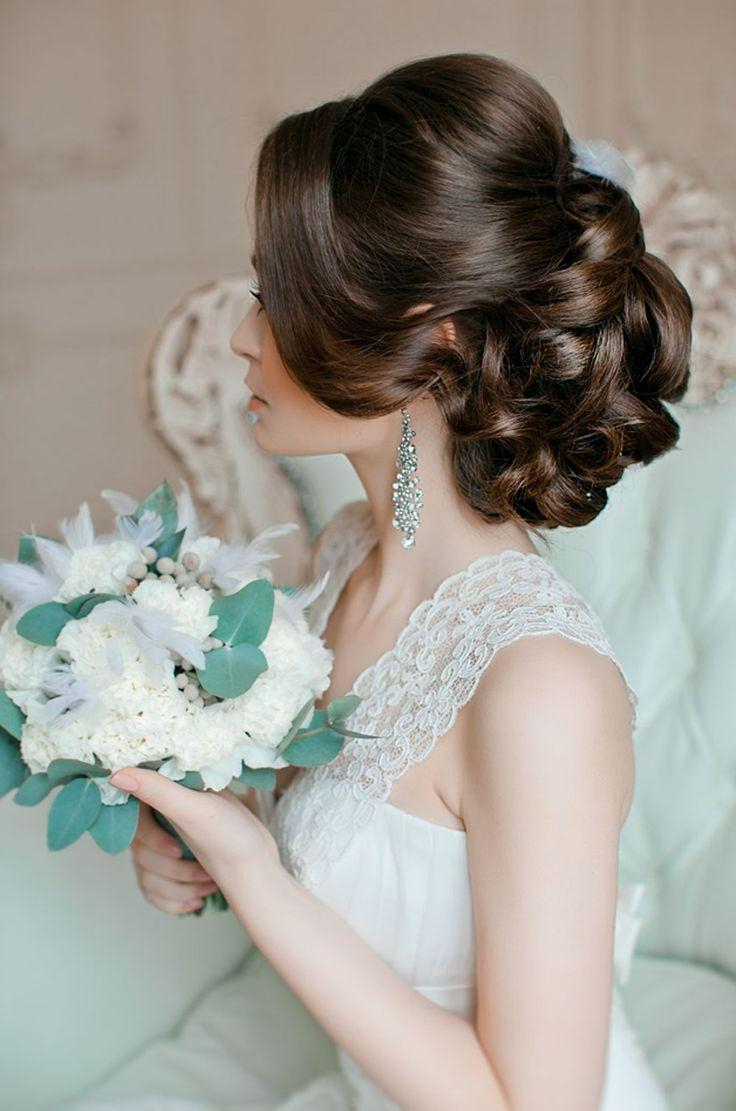 Famous Upswept Hairstyles For Wedding Within Wedding Hairstyles – Weddings – Hair Affair #2139917 – Weddbook (View 9 of 20)