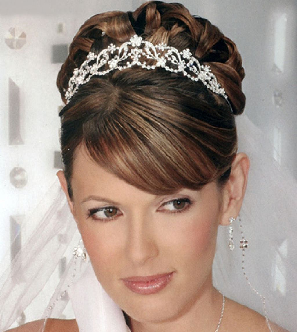 Favorite Curly Wedding Updos With A Bouffant Regarding 15 Wedding Hairstyles For Long Hair That Steal The Show (View 10 of 20)