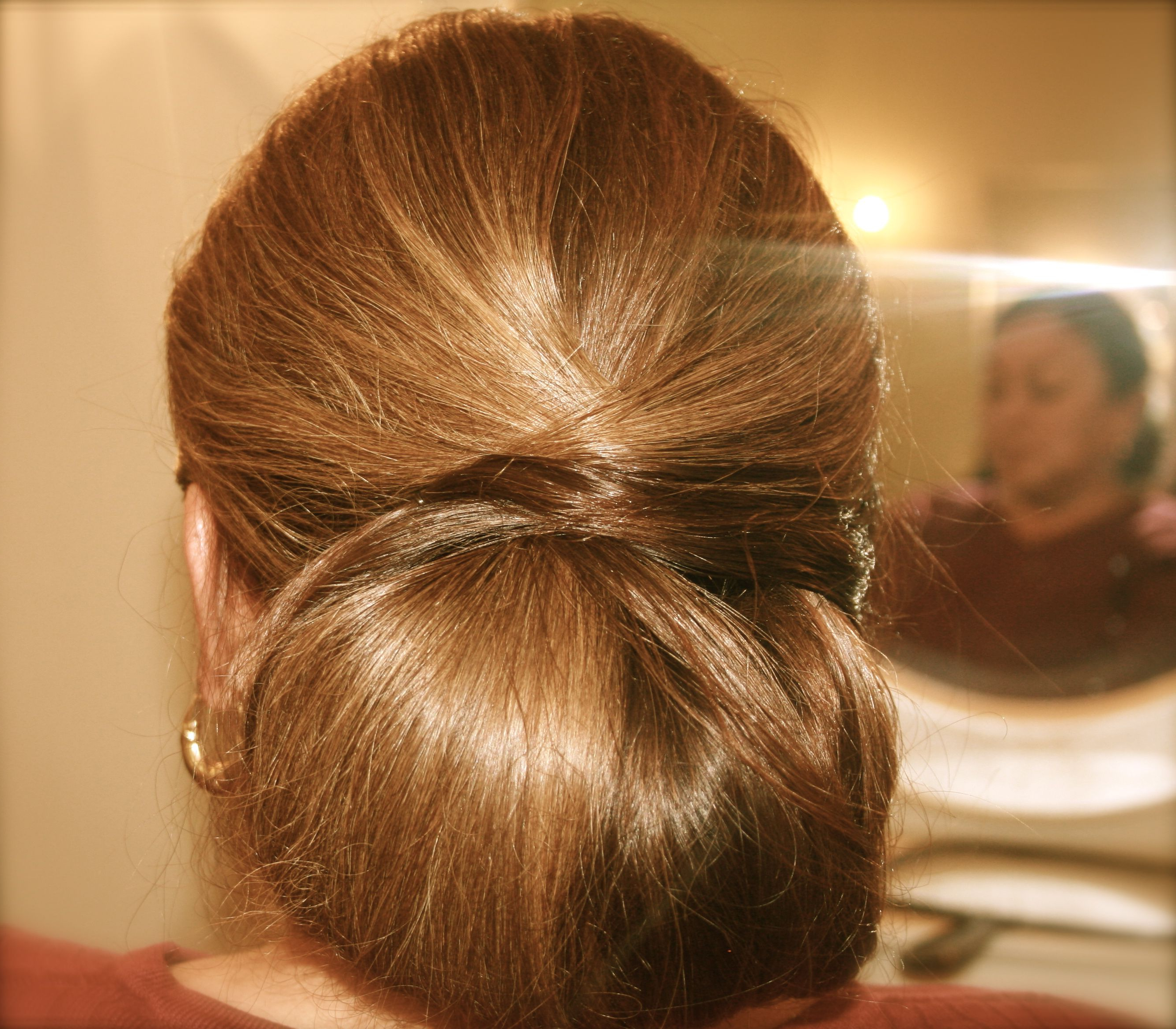 Favorite Sophisticated Mother Of The Bride Hairstyles With Regard To Romantic Hairstyle For The Mother Of The Bride. Elegant (Gallery 18 of 20)