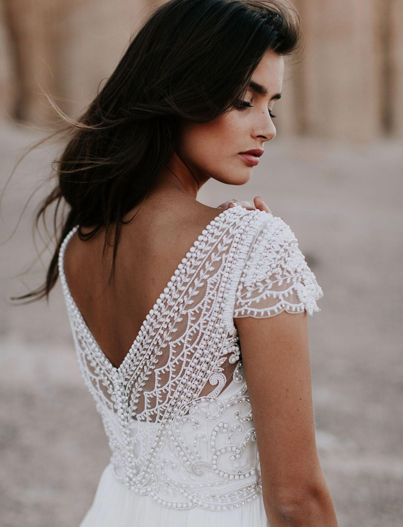 For The Bohemian, Free Spirited Bride That Dreams Of Marrying Her Throughout Preferred Bohemian And Free Spirited Bridal Hairstyles (View 7 of 20)