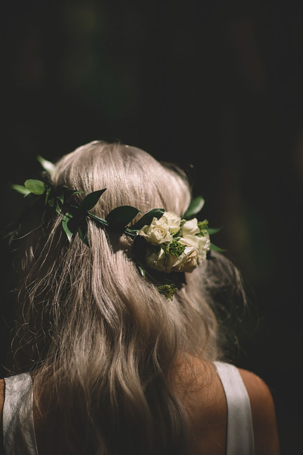 Free Spirited Woodland Bohemian Wedding Ideas At Camp Katur In 2019 With Regard To Newest Bohemian And Free Spirited Bridal Hairstyles (View 8 of 20)