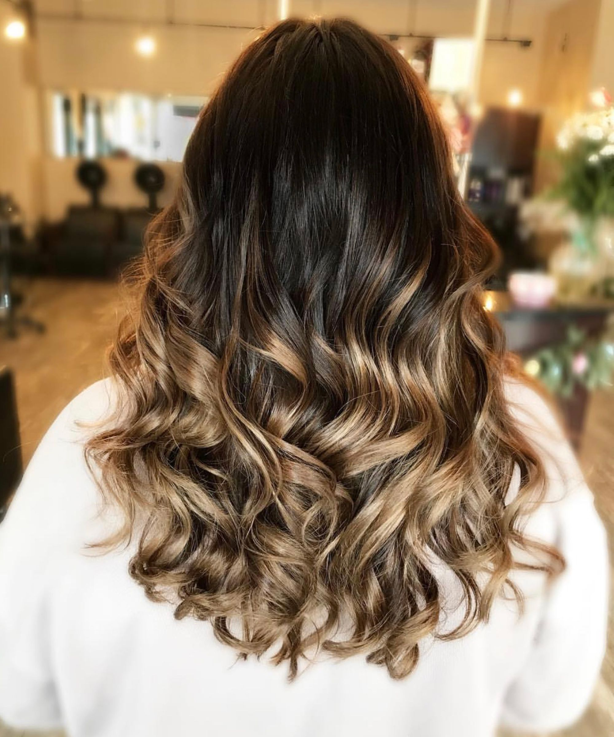 Hair Highlights – Tips, Tricks, Diy With Regard To Most Up To Date Half Up Curly Hairstyles With Highlights (View 12 of 20)