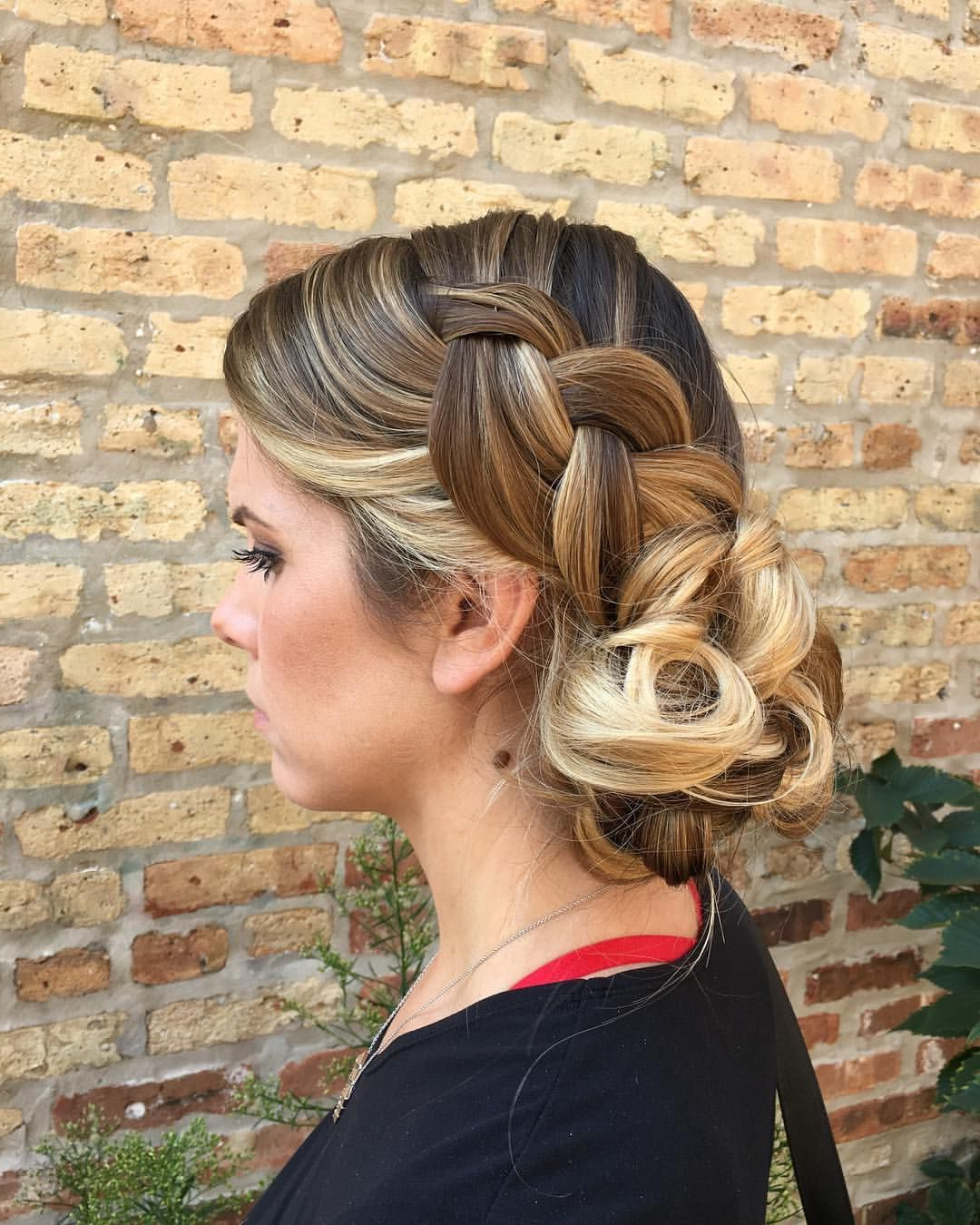 Hair + Makeupgoldplaited (View 10 of 20)