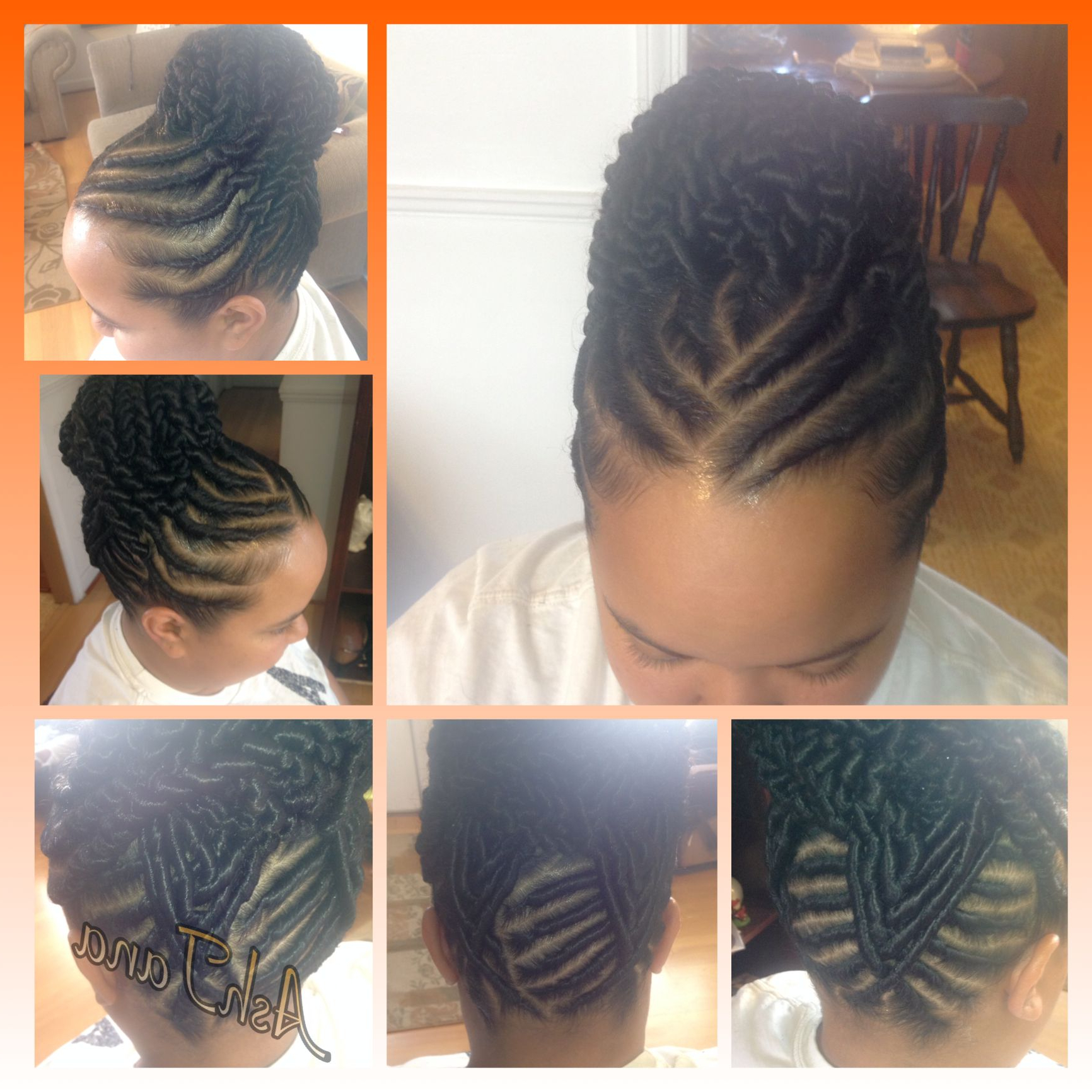 Hair Styles, Twist Hairstyles, Natural (View 6 of 20)