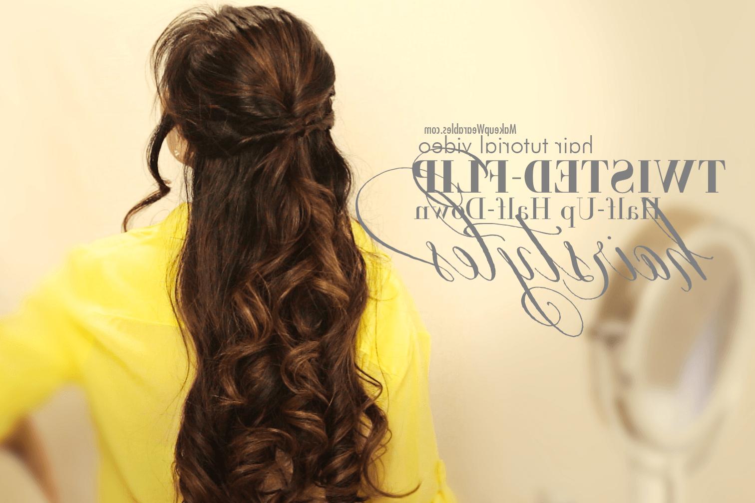 Hair Tutorial Video (View 9 of 20)