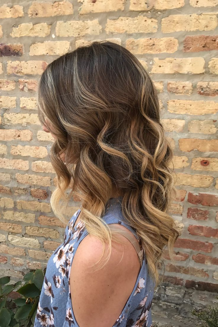 Featured Photo of Wild Waves Bridal Hairstyles