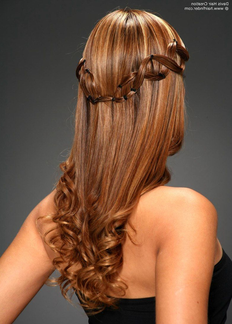 Hair&makeup Regarding Well Known Spiraled Wedding Updos (View 8 of 20)