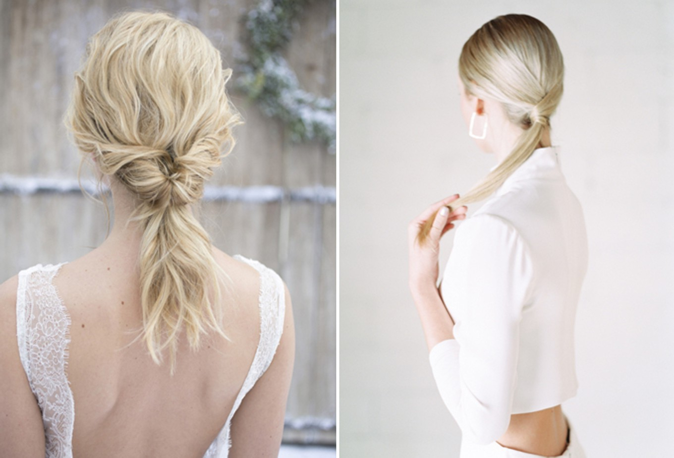 How To Choose The Right Hairstyle For Your Wedding Day – Bridestory Blog With Trendy Sleek Low Bun Rosy Outlook Wedding Updos (Gallery 13 of 20)