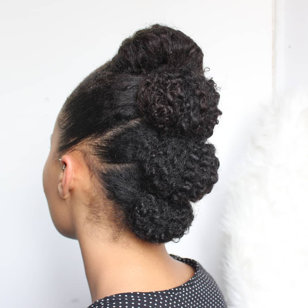 """I Started On An Old Twist Out And I Sectioned My With Regard To Well Known Sectioned Twist Bridal Hairstyles (View 11 of 20)"