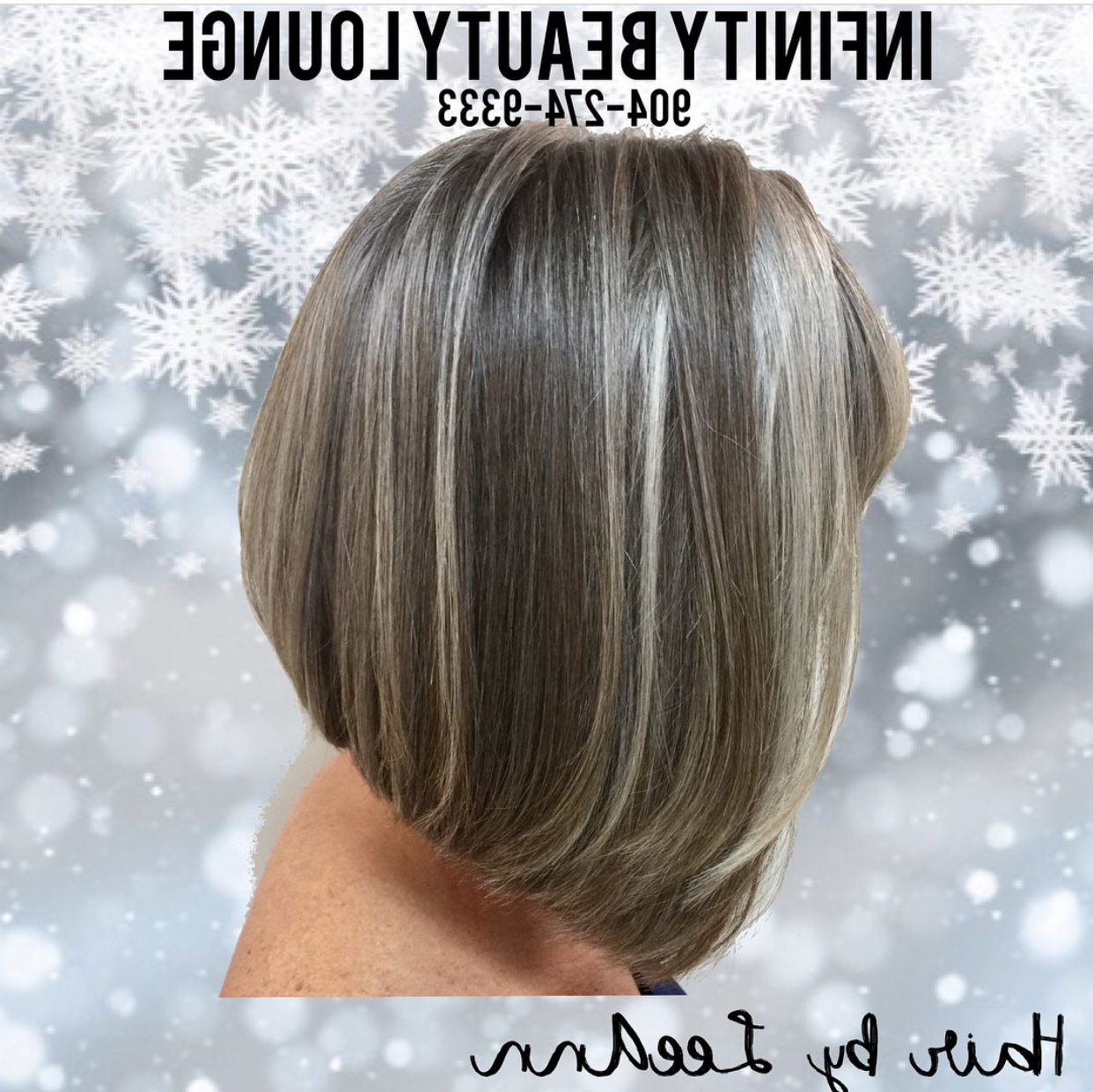 Infinity Beauty Jax 904 274 9333 #bob #haircut #hairstyle #shorthair For Best And Newest Infinity Wedding Updos (View 7 of 20)