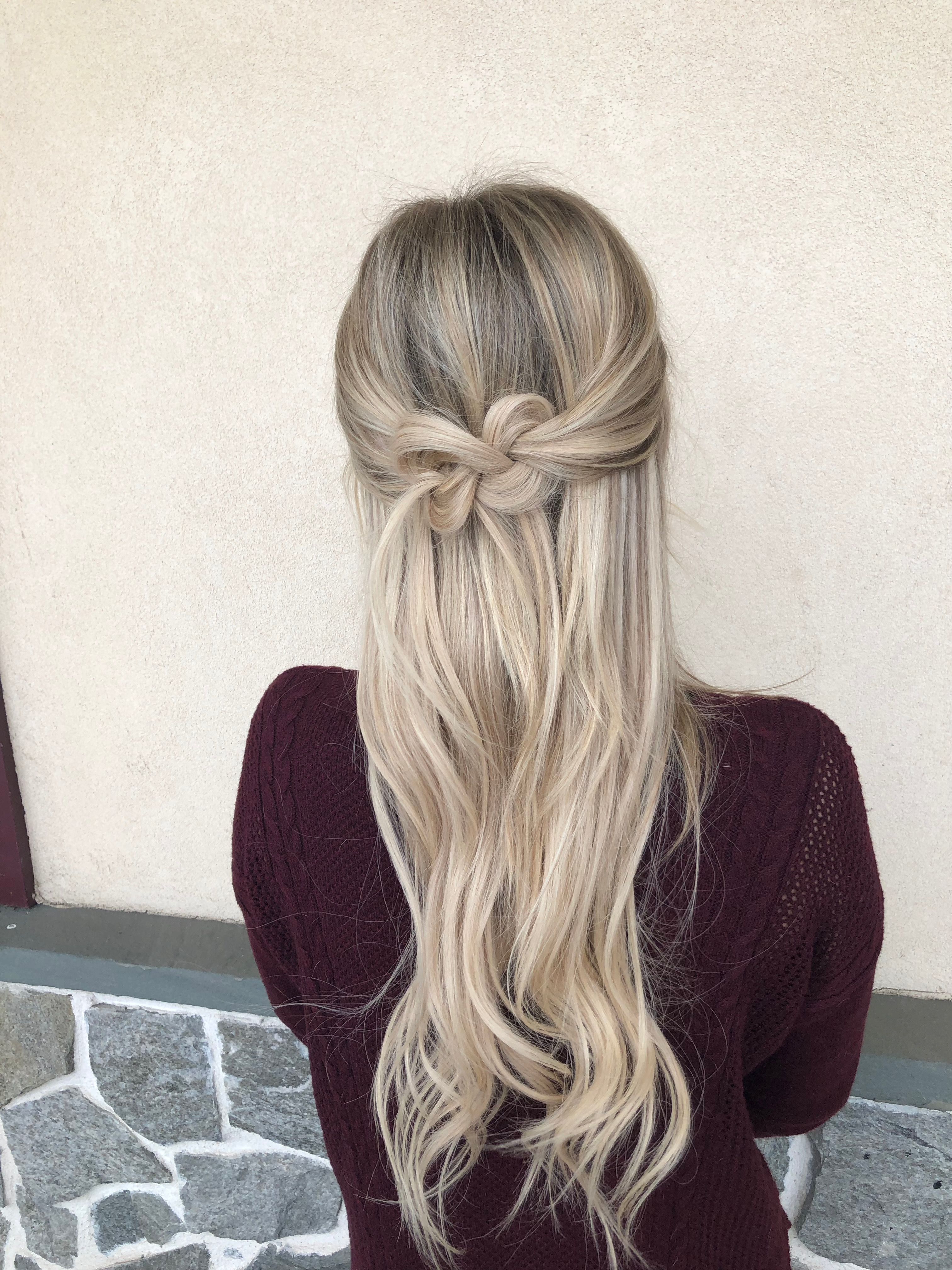Featured Photo of Infinity Wedding Updos