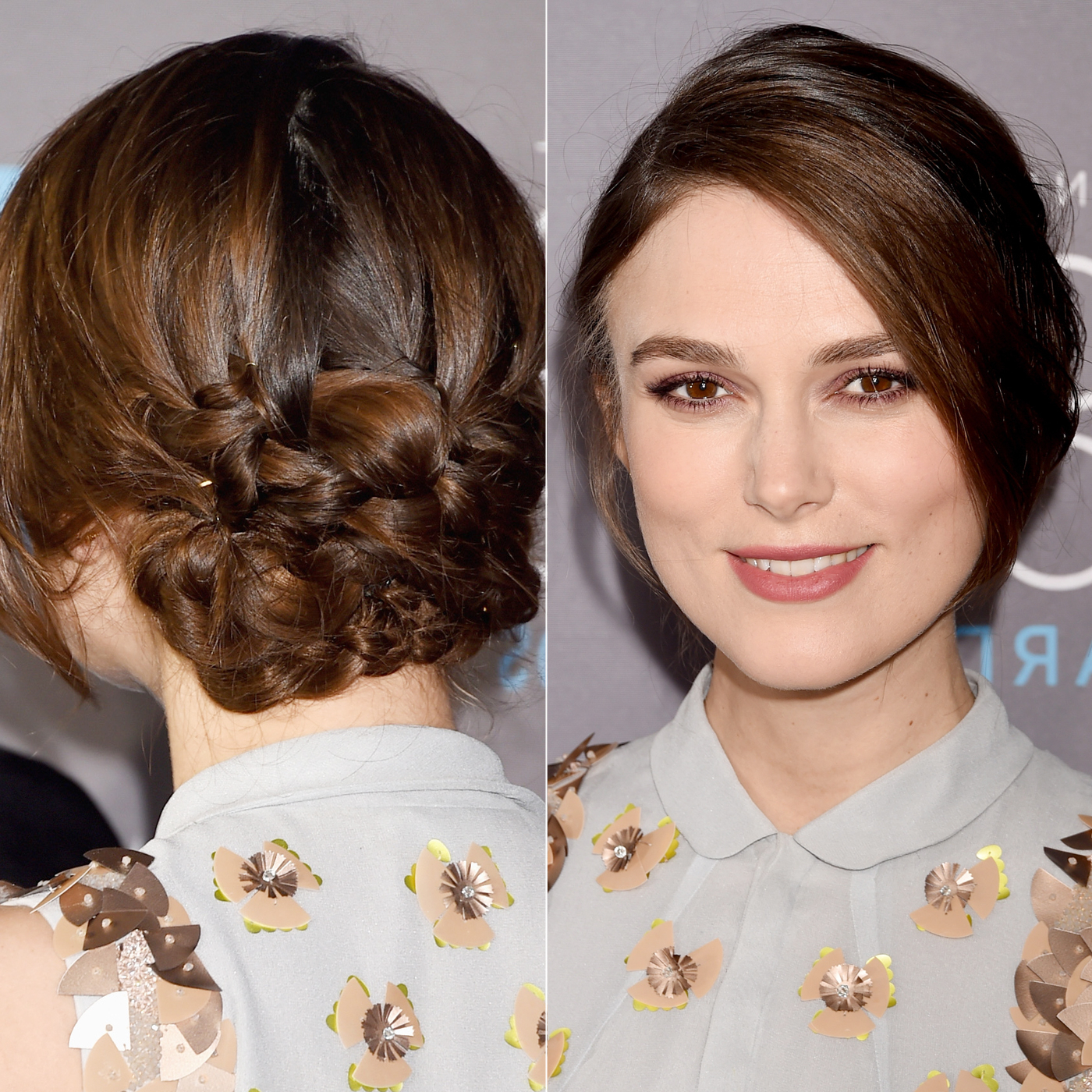 Instyle Throughout 2017 Tousled Asymmetrical Updo Wedding Hairstyles (View 9 of 20)
