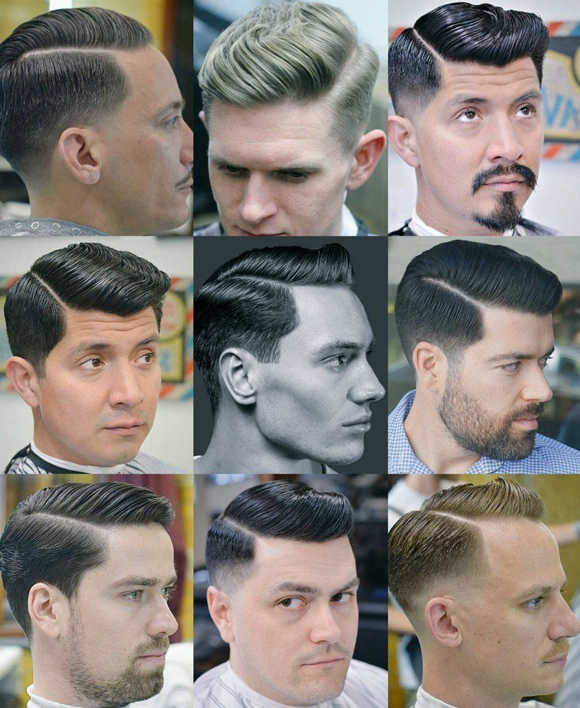 Men's Hairstyles With Side Partings – How To Style The Side Part In Widely Used Sides Parted Wedding Hairstyles (View 13 of 20)
