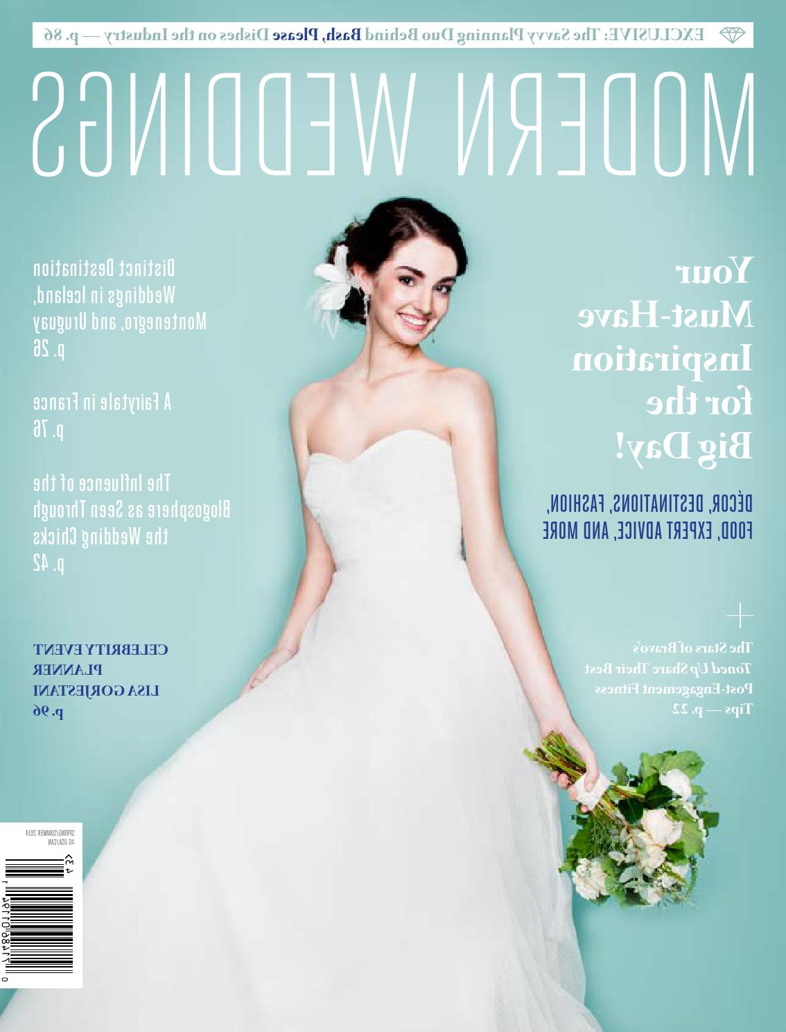 Modern Weddings Issue 1alarm Press – Issuu Within Most Recently Released Tender Shapely Curls Hairstyles For A Romantic Wedding Look (View 9 of 20)