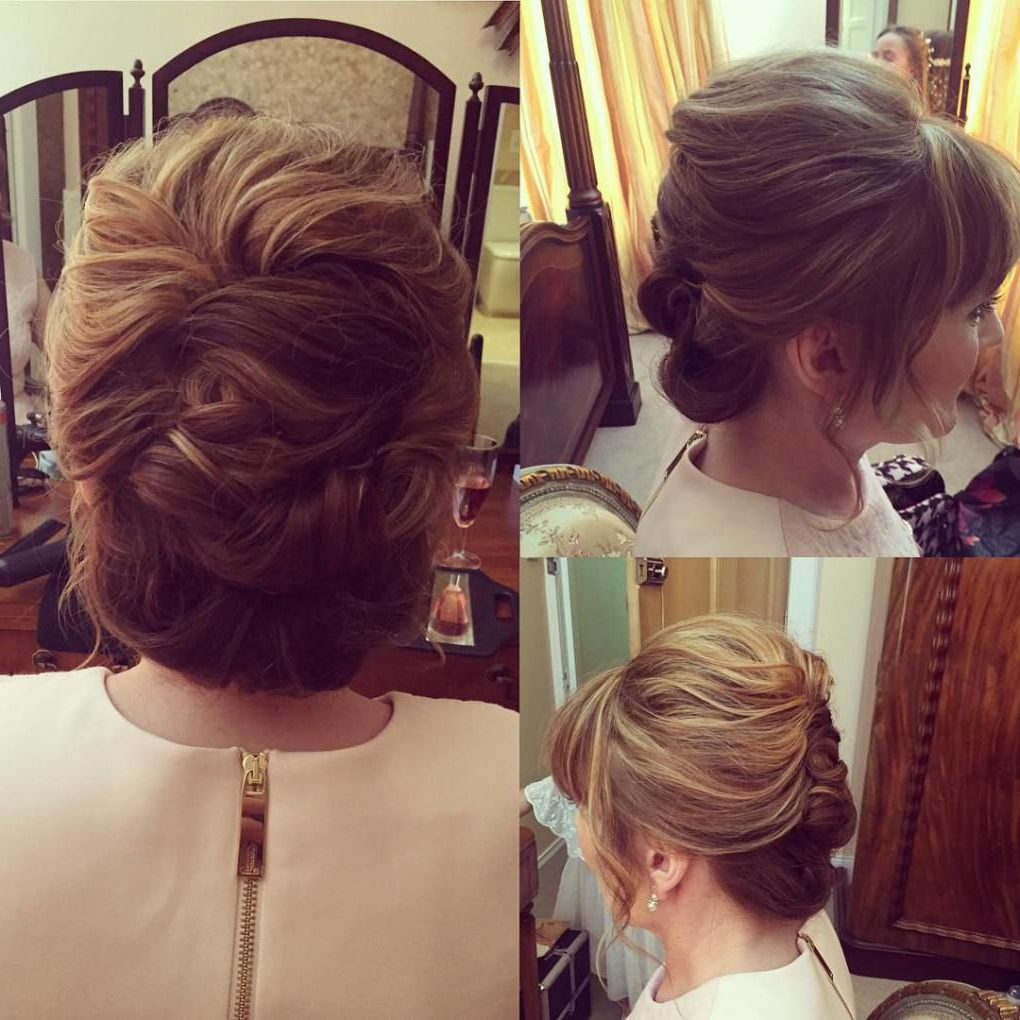 Most Current Blonde And Bubbly Hairstyles For Wedding Within 50 Ravishing Mother Of The Bride Hairstyles (View 13 of 20)