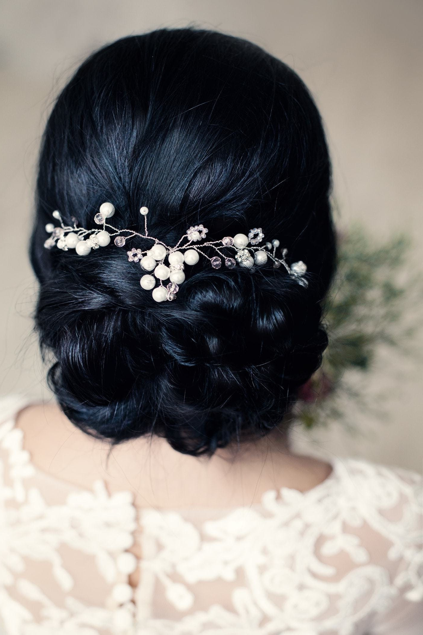 Most Current Delicate Curly Updo Hairstyles For Wedding Regarding 15 Curly Wedding Hairstyles For Every Kind Of Bride (View 10 of 20)