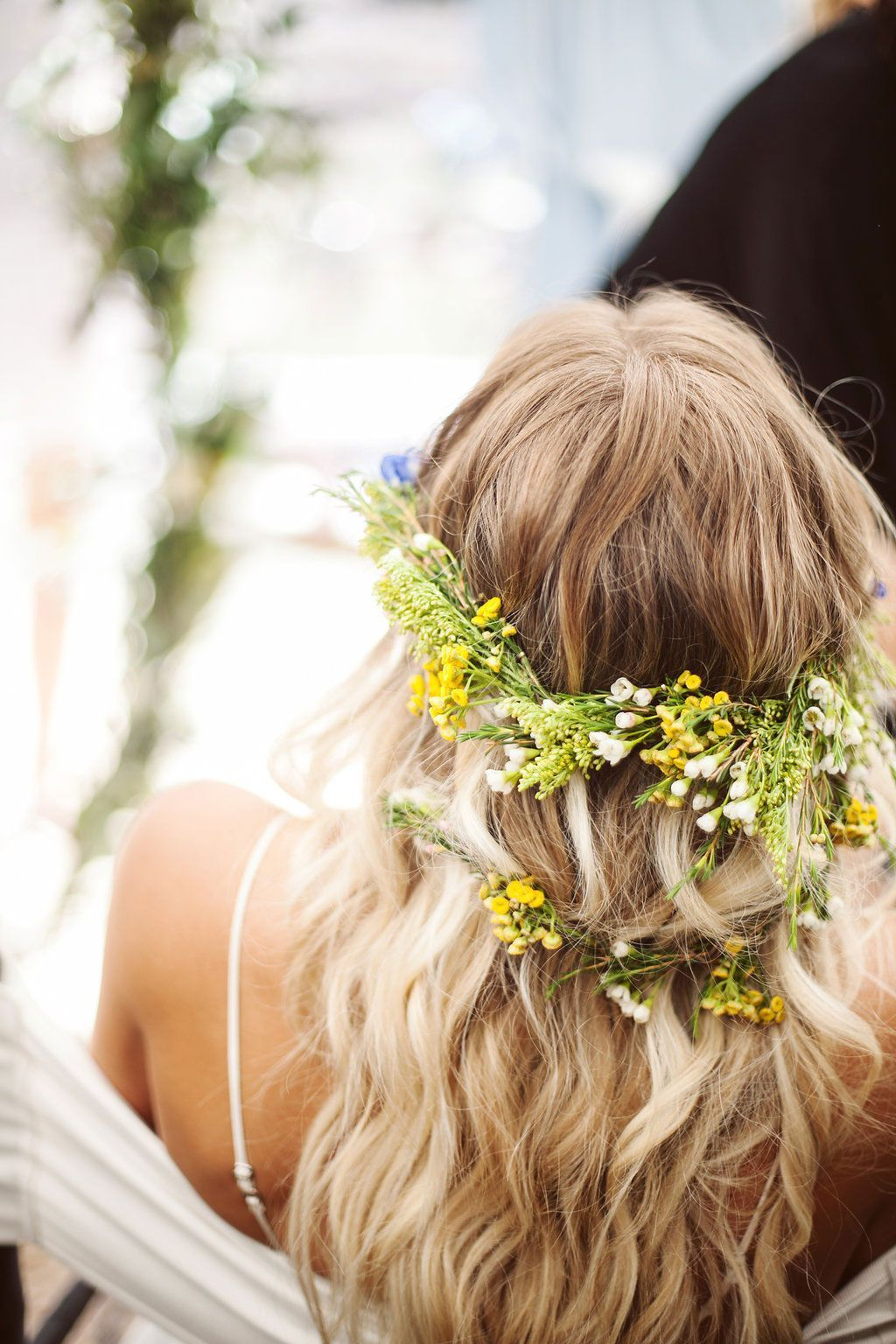 Most Up To Date Bohemian And Free Spirited Bridal Hairstyles Regarding 9 Free Spirited Ways To Be A Gorgeous Bohemian Bride (View 16 of 20)