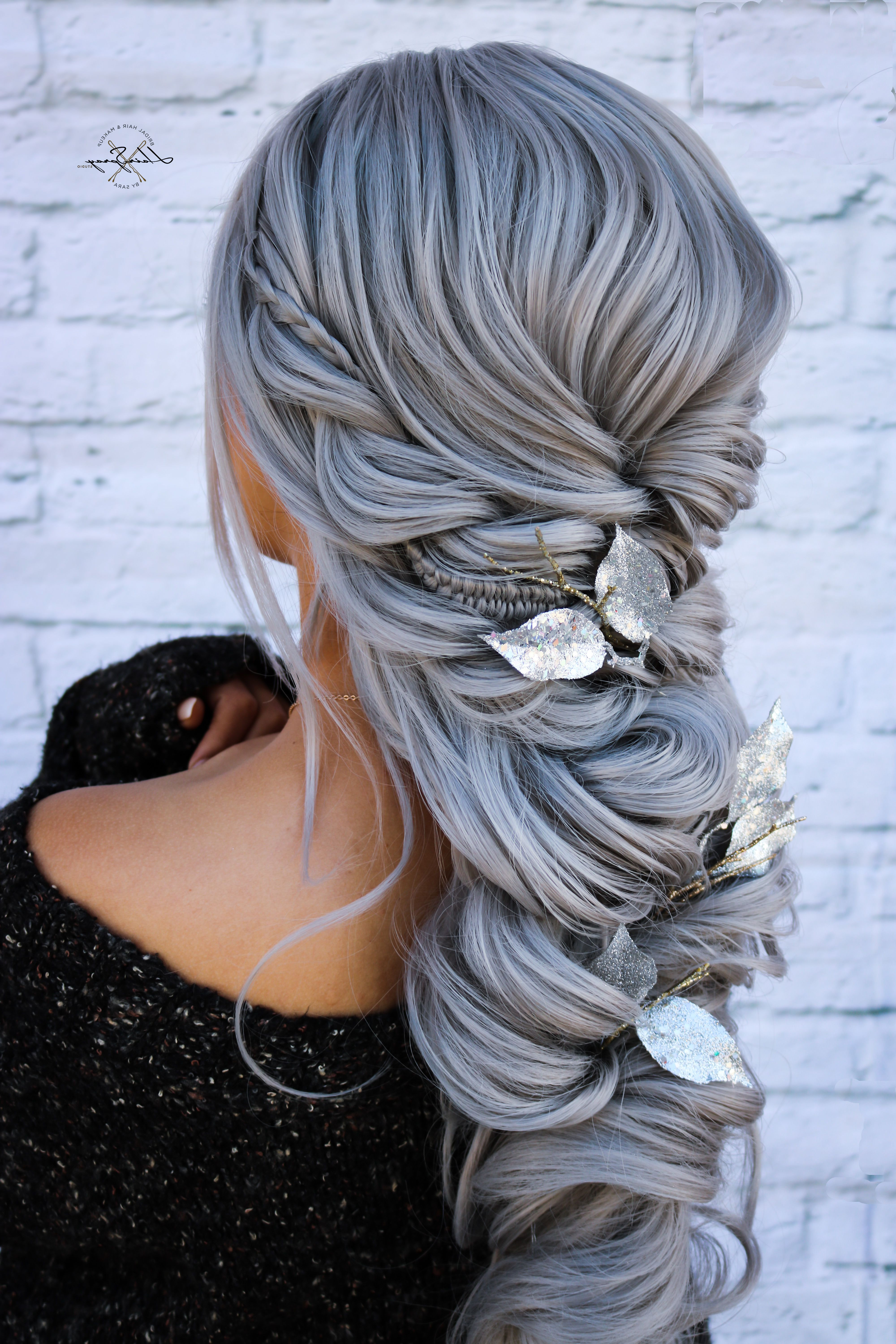 Most Up To Date Infinity Wedding Updos Intended For Gorgeous Braids. Winter Styles. Boho. Mermaid Hair (View 13 of 20)