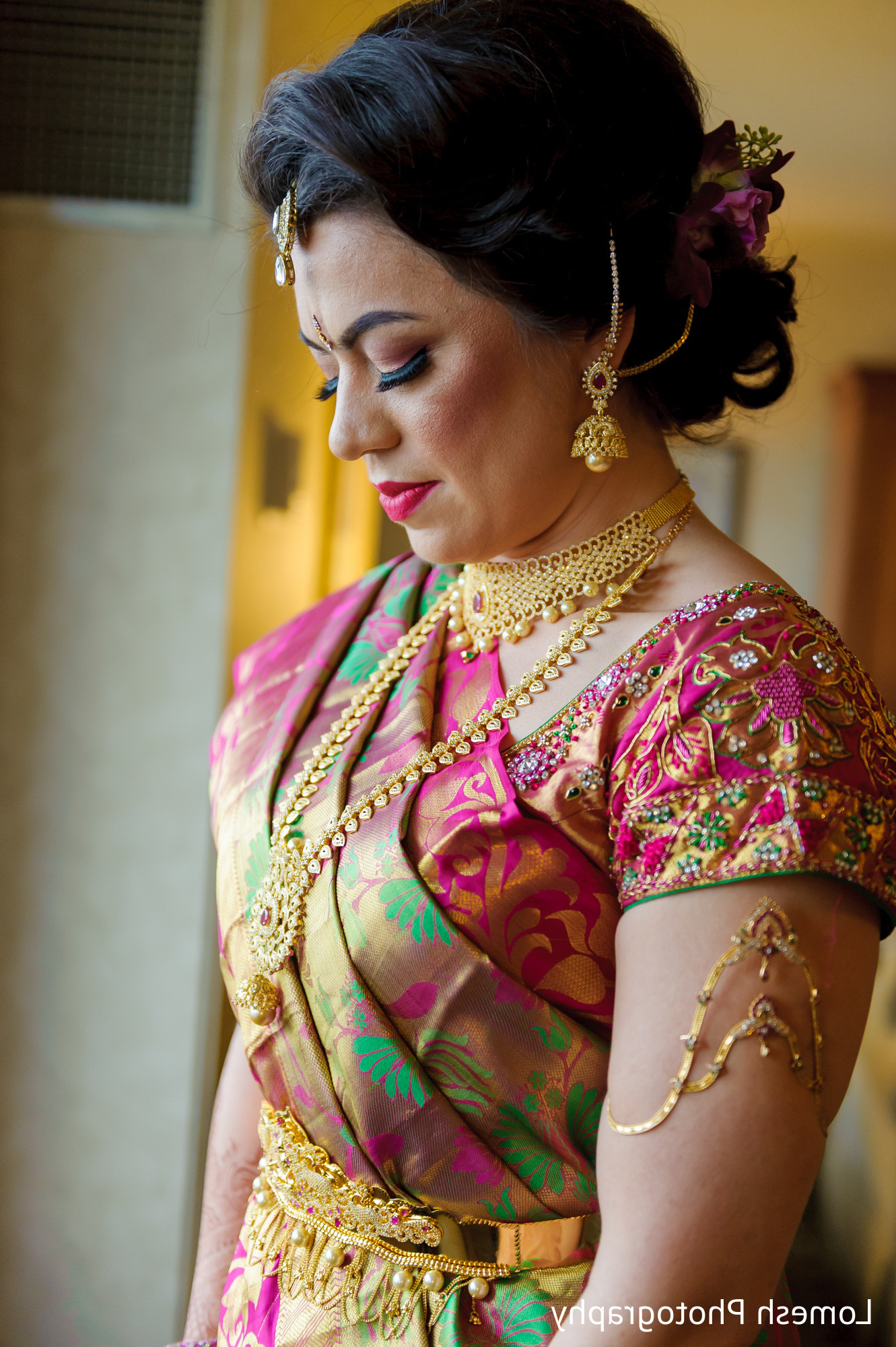 Most Up To Date Platinum Mother Of The Bride Hairstyles For Dallas, Tx Indian Weddinglomesh Photography (View 11 of 20)