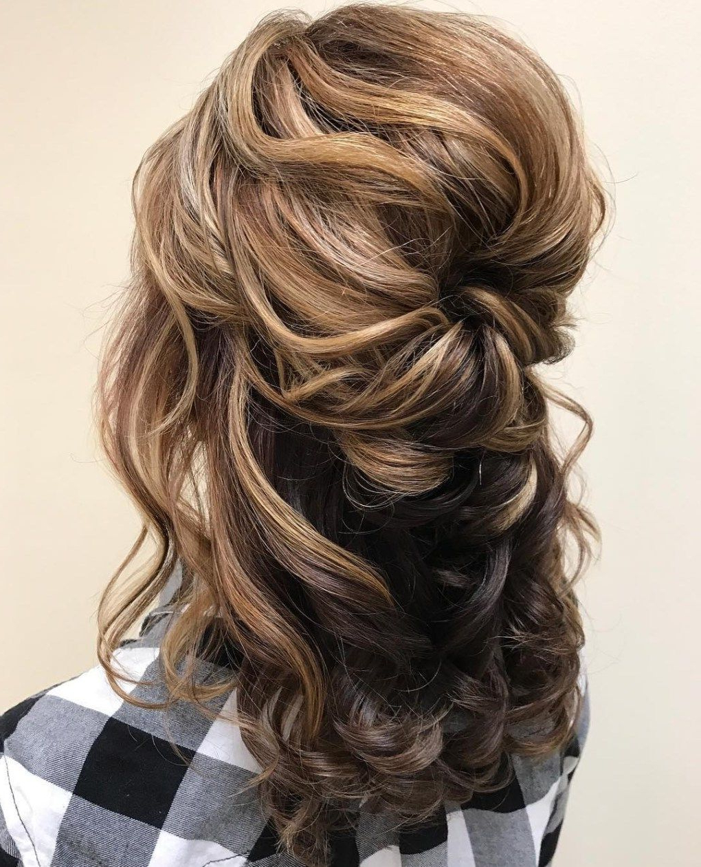 Mother Of Regarding Most Up To Date Voluminous Bridal Hairstyles (View 15 of 20)